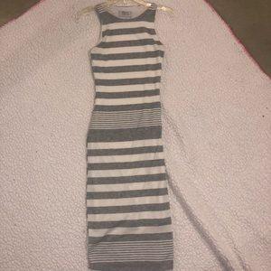 Black bead dress